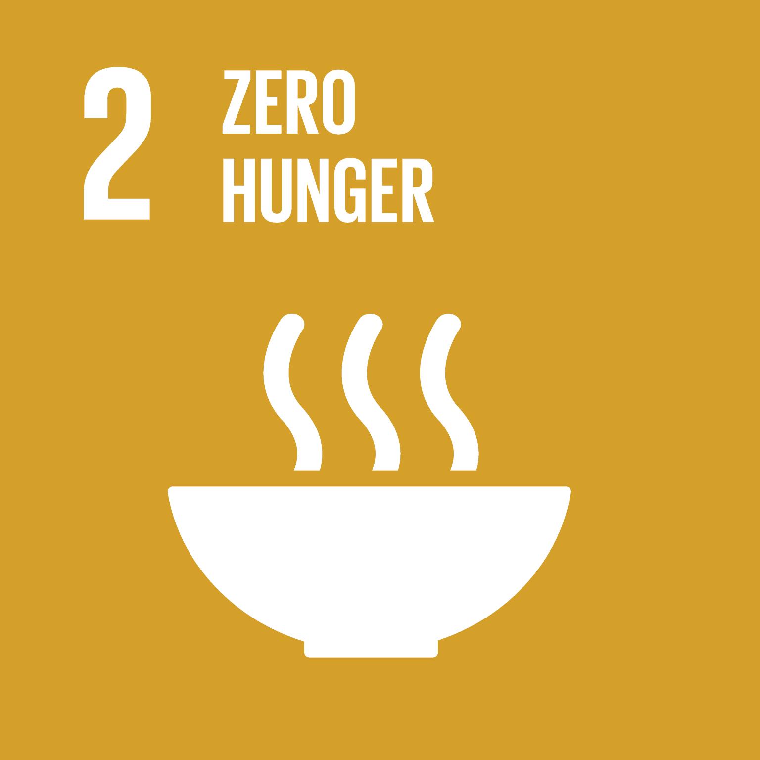 zero hunger icon